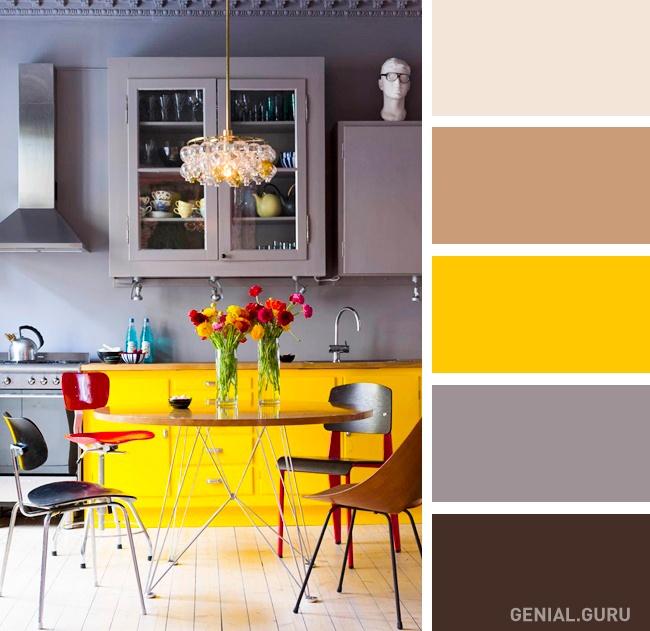 20 Perfectas combinaciones de colores para tu cocina · Antena San Luis