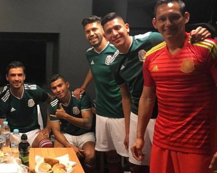 OFICIAL Esta es la nueva jersey de la Selección Mexicana · Antena ... b03bb8d50d011