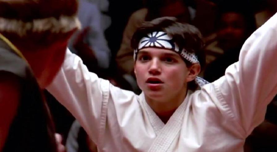 Larry Drake Karate Kid