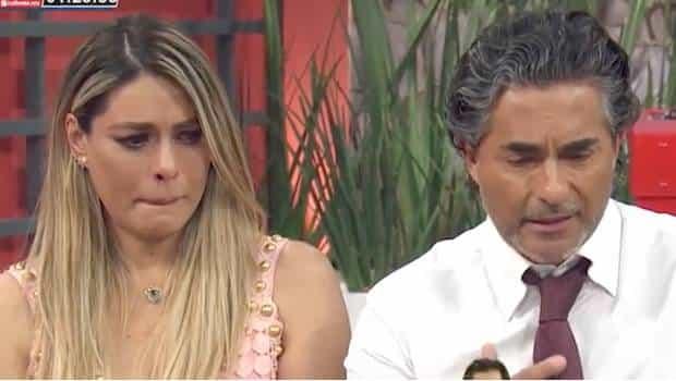 Galilea Montijo rompe en llanto por la muerte de Santiago Galindo · Antena San Luis