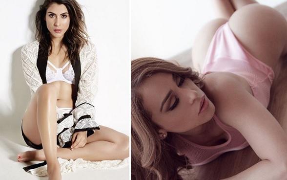 María León Hace Impúdico Desnudo Y La Comparan Con Yanet García