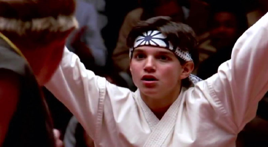 Larry Drake Karate Kid
